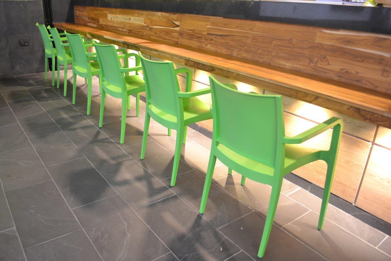 Sillas Cafeteria